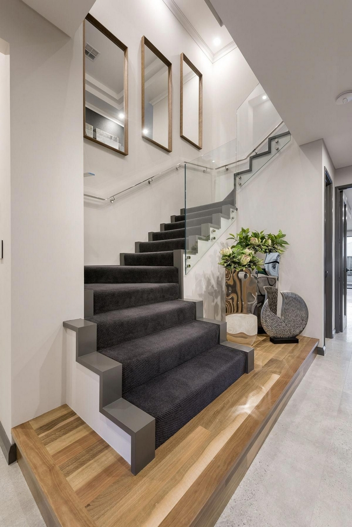 97 Most Popular Modern House Stairs Design Models 12