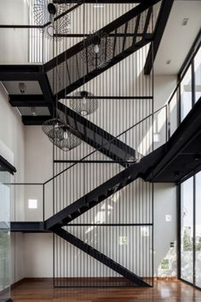 97 Most Popular Modern House Stairs Design Models 44