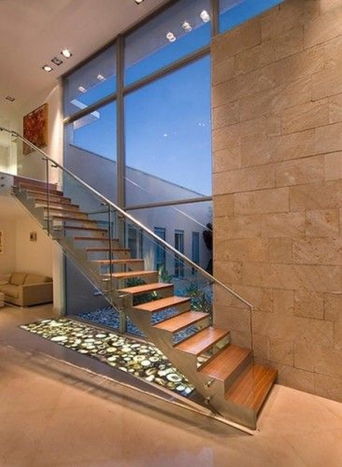 97 Most Popular Modern House Stairs Design Models 63
