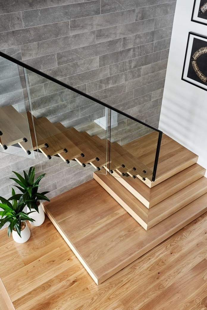 97 Most Popular Modern House Stairs Design Models 74