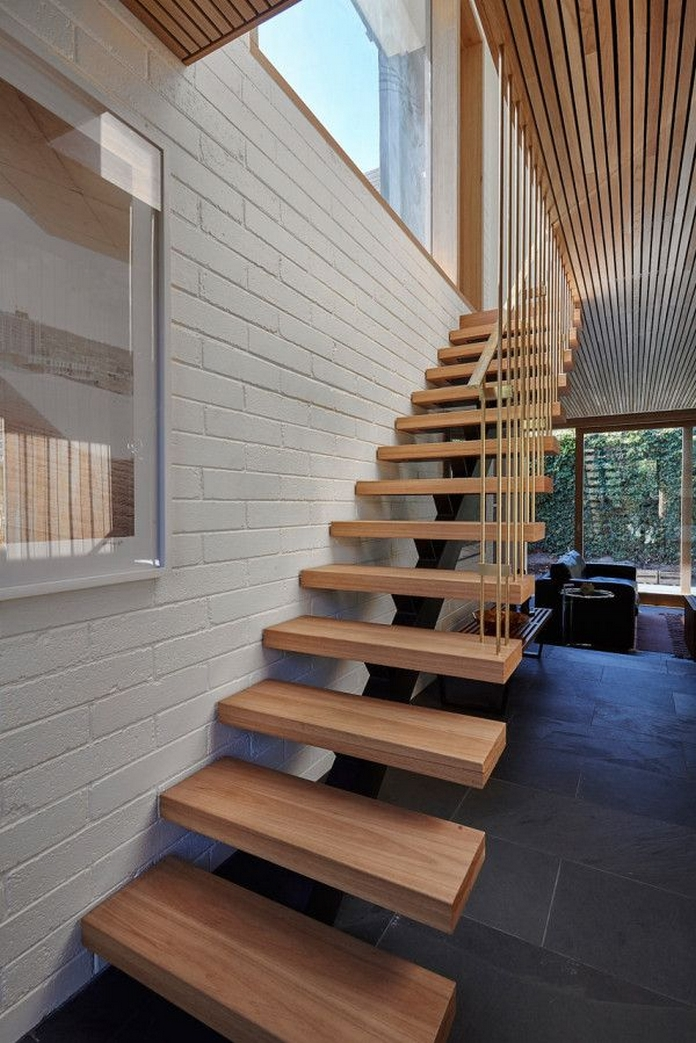 97 Most Popular Modern House Stairs Design Models 83