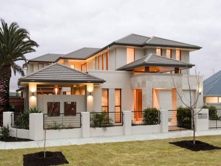 44 The Best Choice Of Modern Home Roof Design Models 11
