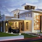 44 The Best Choice Of Modern Home Roof Design Models 16