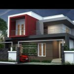 60 Choices Beautiful Modern Home Exterior Design Ideas 1