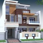 60 Choices Beautiful Modern Home Exterior Design Ideas 16