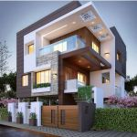 60 Choices Beautiful Modern Home Exterior Design Ideas 20