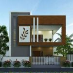 60 Choices Beautiful Modern Home Exterior Design Ideas 25