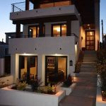 60 Choices Beautiful Modern Home Exterior Design Ideas 37