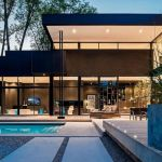 60 Choices Beautiful Modern Home Exterior Design Ideas 44