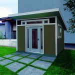 69 Modern Shed Roof Design Models Are Extraordinary And Look Sturdy 26