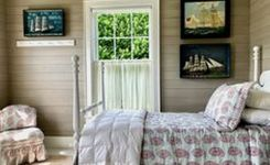 85 Master Bedroom Decoration Models With Two Beds Feel Comfortable In Use 73