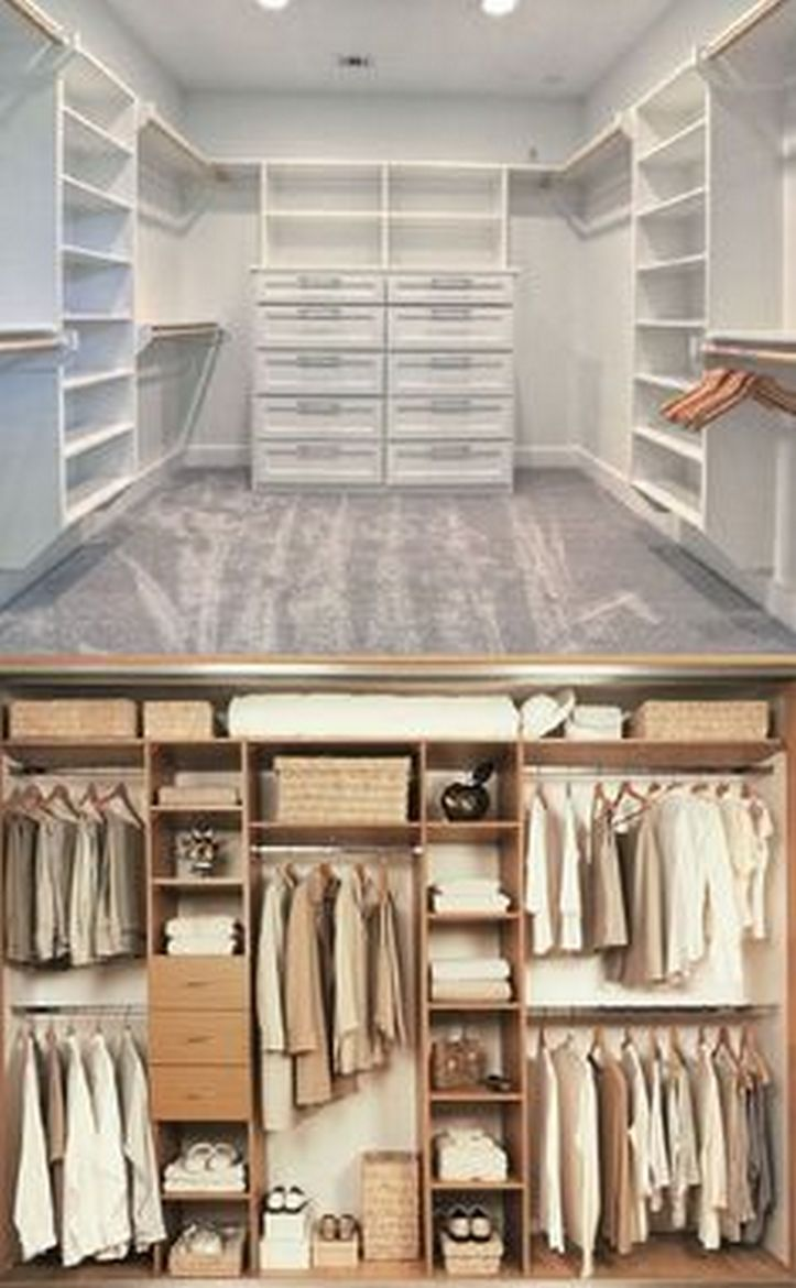 90 Modern Master Closet Models That Inspire Your Home Decor 37