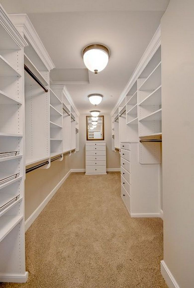 90 Modern Master Closet Models That Inspire Your Home Decor 46