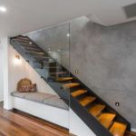 95 Cool Modern Staircase Designs For Homes (2)