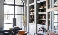 96 Modern Home Office Design Looks Elegant 21