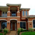 89 Models Beautiful Modern Exterior House Paint 34