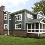89 Models Beautiful Modern Exterior House Paint 46
