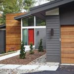 89 Models Beautiful Modern Exterior House Paint 60