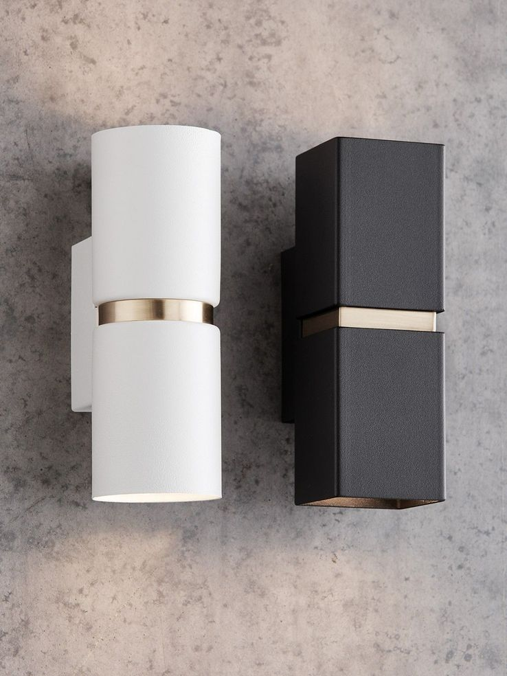 97 Choices Unique Elegant Lighting LED Outdoor Wall Sconce For Modern Exterior House Designs 32