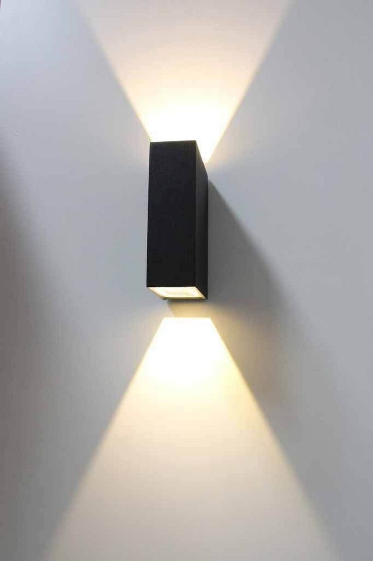 97 Choices Unique Elegant Lighting LED Outdoor Wall Sconce For Modern Exterior House Designs 6