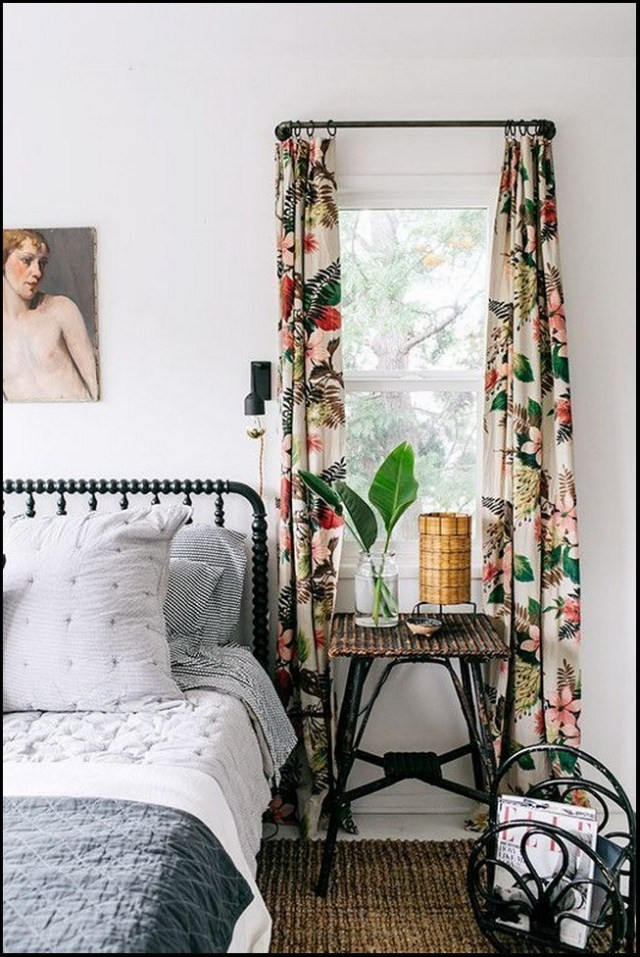 40+ stunning bedroom curtains and drapes concepts (38)