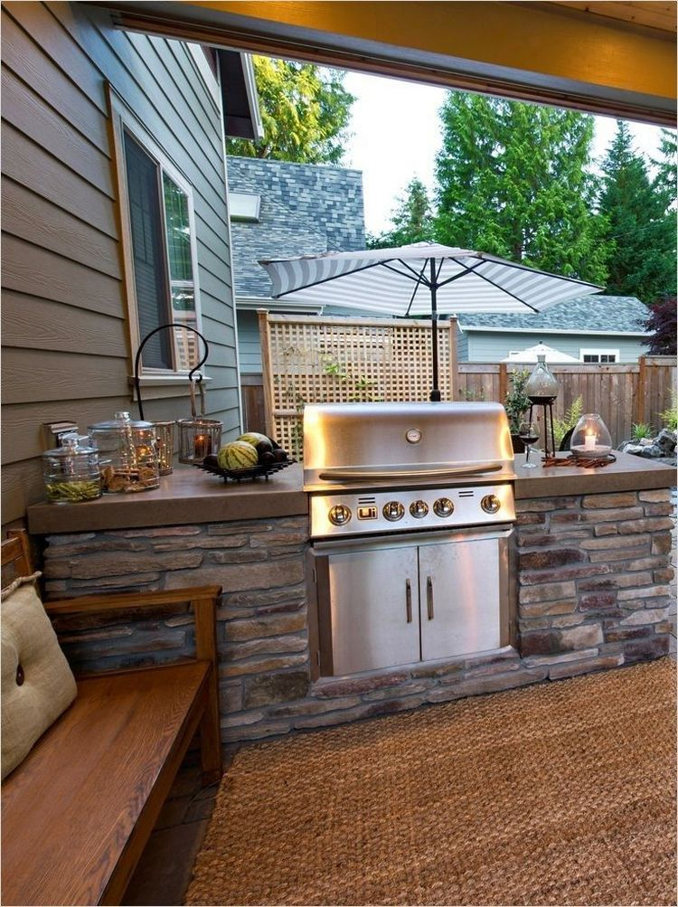 7 Tips Simple For Choosing The Perfect Outdoor Kitchen Grills 12
