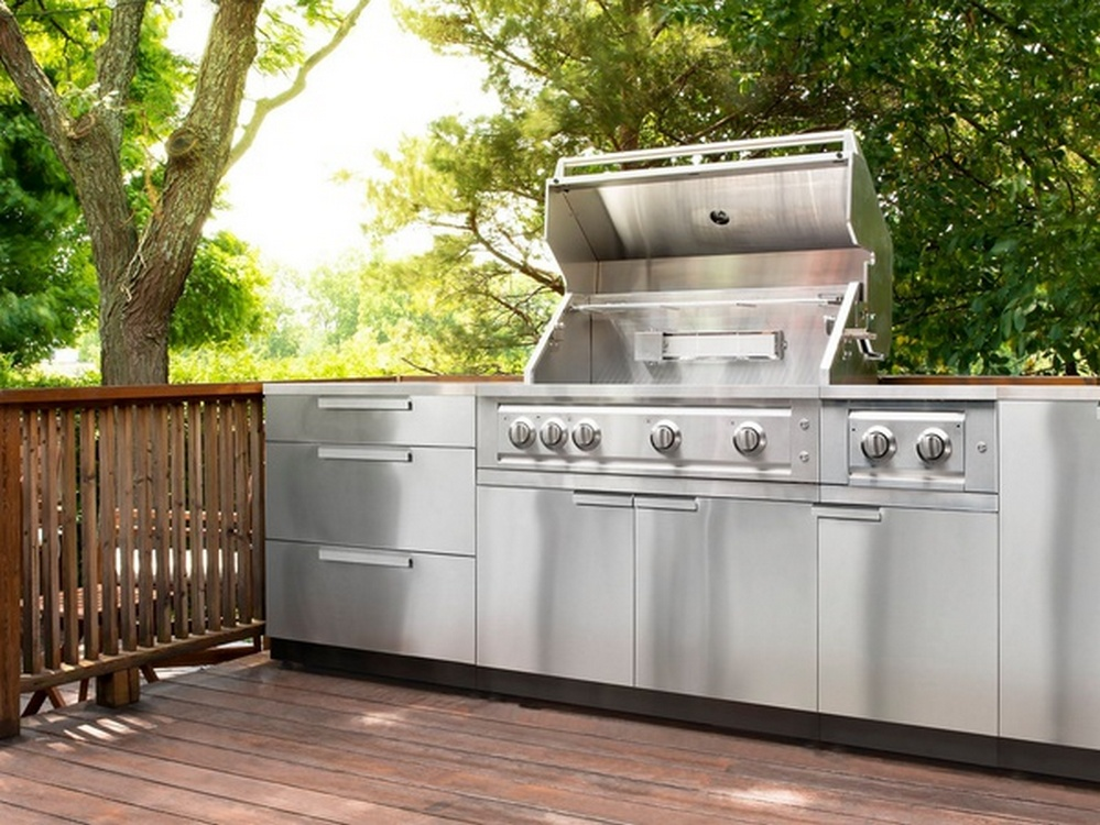 7 Tips Simple For Choosing The Perfect Outdoor Kitchen Grills 45