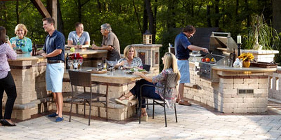 7 Tips Simple For Choosing The Perfect Outdoor Kitchen Grills 68