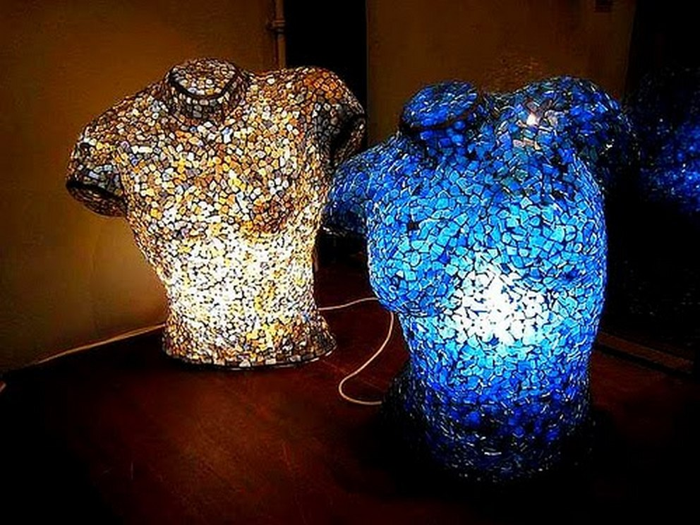 Breathtakingly Beautiful Moroccan Henna Lamps 33
