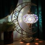 Breathtakingly Beautiful Moroccan Henna Lamps 40
