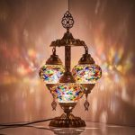 Breathtakingly Beautiful Moroccan Henna Lamps 41