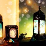 Breathtakingly Beautiful Moroccan Henna Lamps 55