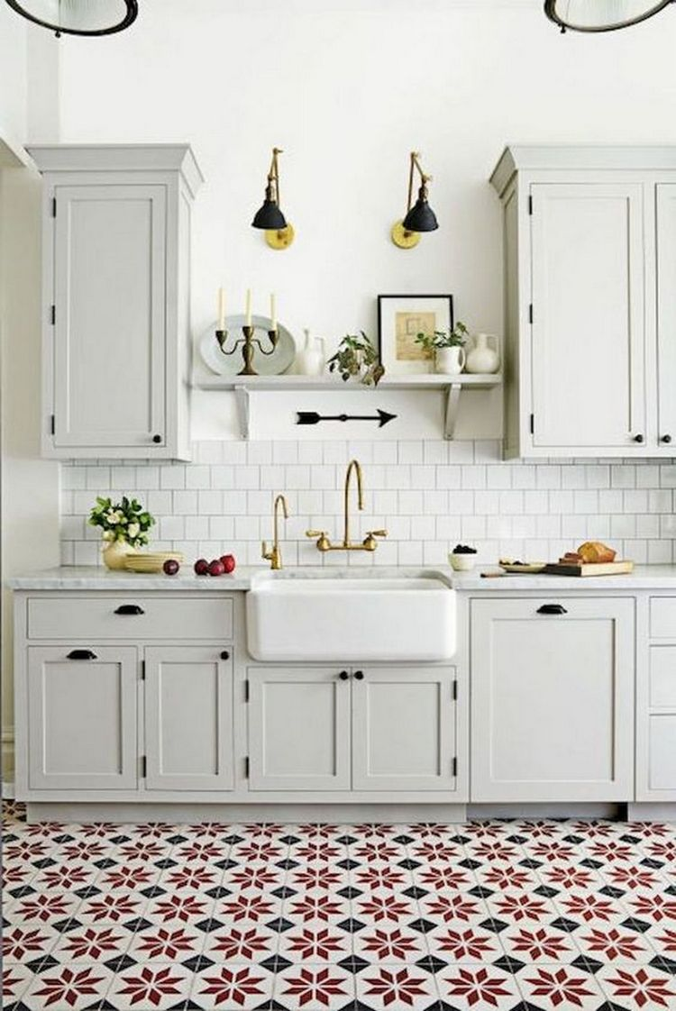 Tips For Creating Beautiful Black Or White Retro Themed Kitchens 18