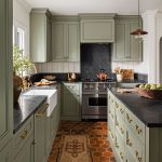 Tips For Creating Beautiful Black Or White Retro Themed Kitchens 47