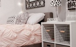 Tips For Decorating A Small Bedroom For A Young Girl 1