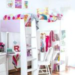 Tips For Decorating A Small Bedroom For A Young Girl 44