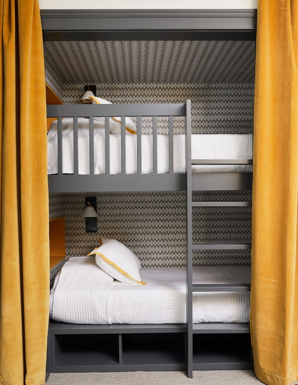 16 Cool Bunk Beds Bunk Bed Designs Stylish Bunk Room on Bunk Beds with Desk and Stairs
