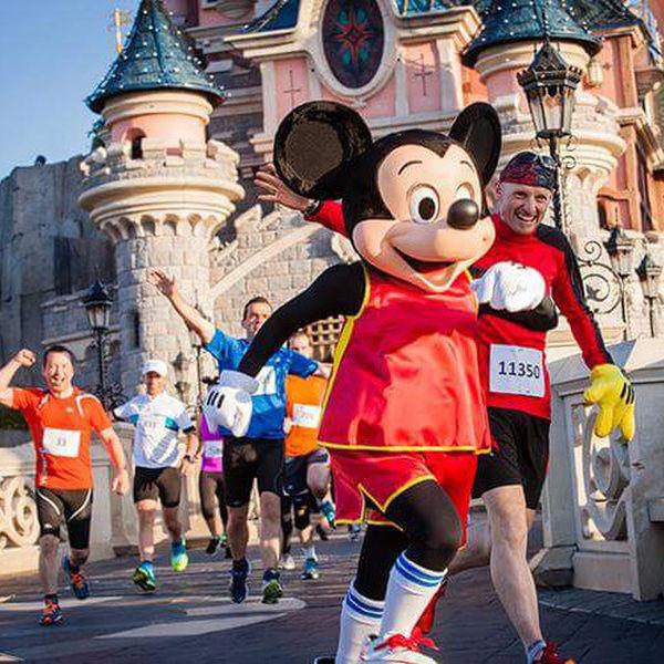 RunDisney Disneyland Paris Half Marathon