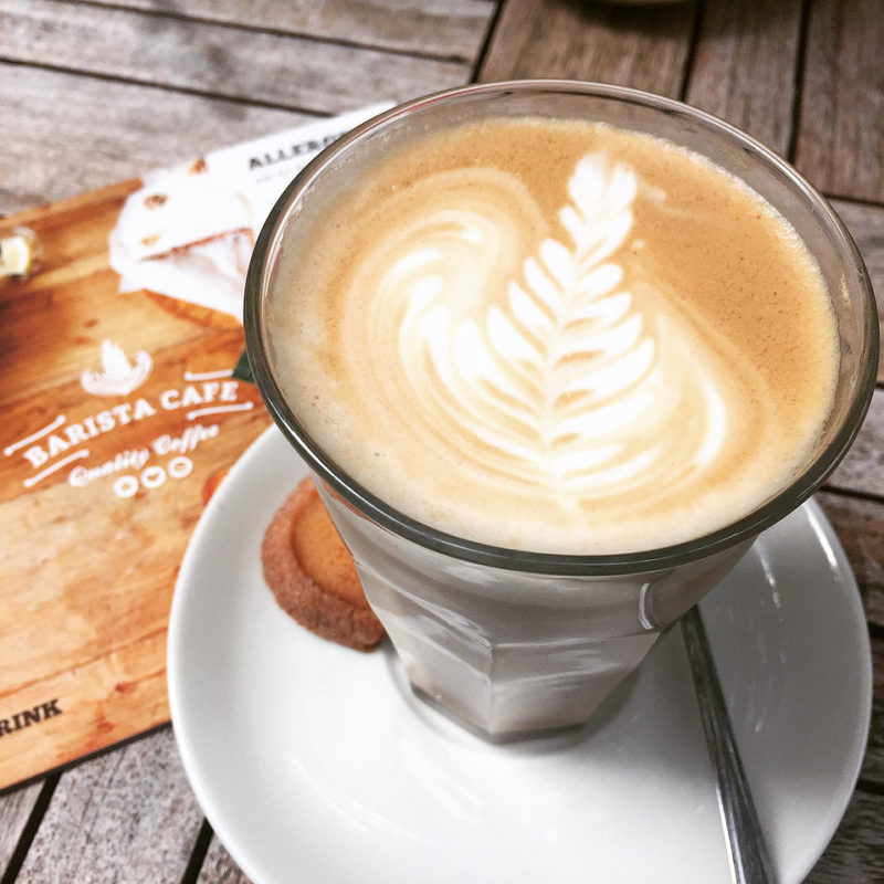 Barista Cafe: lekkere koffie in Breda