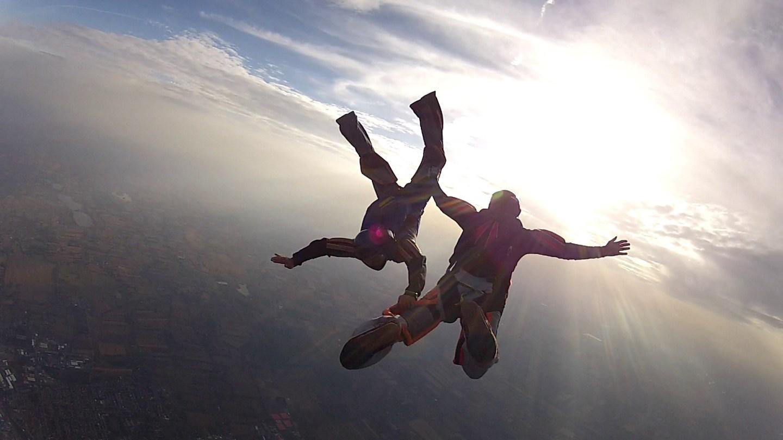 Bucketlist: paragliden en skydiven
