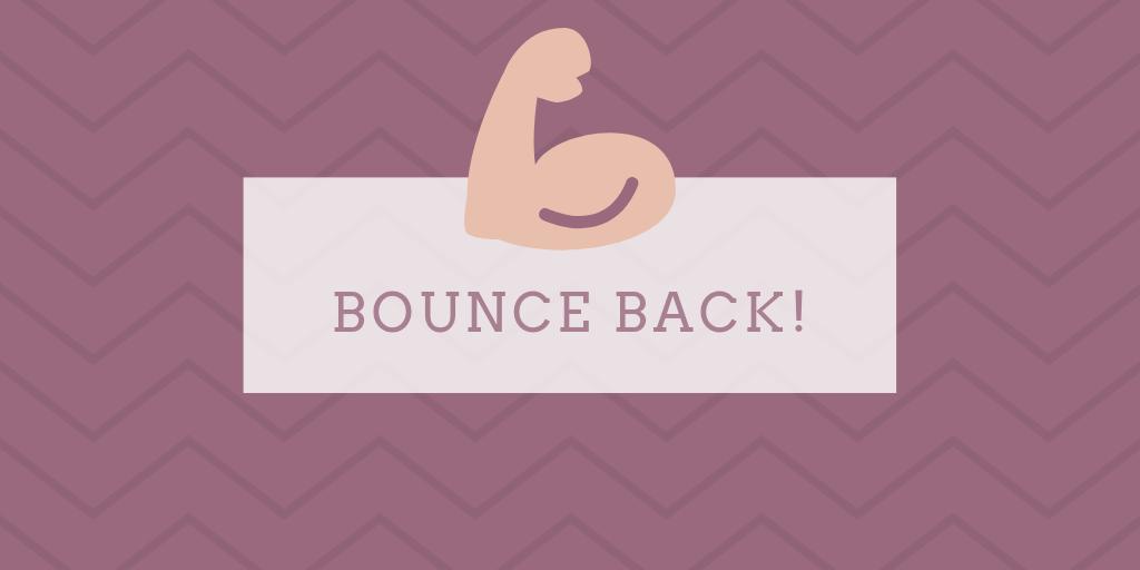 Project Bounce Back: op naar herstel (en meer!)