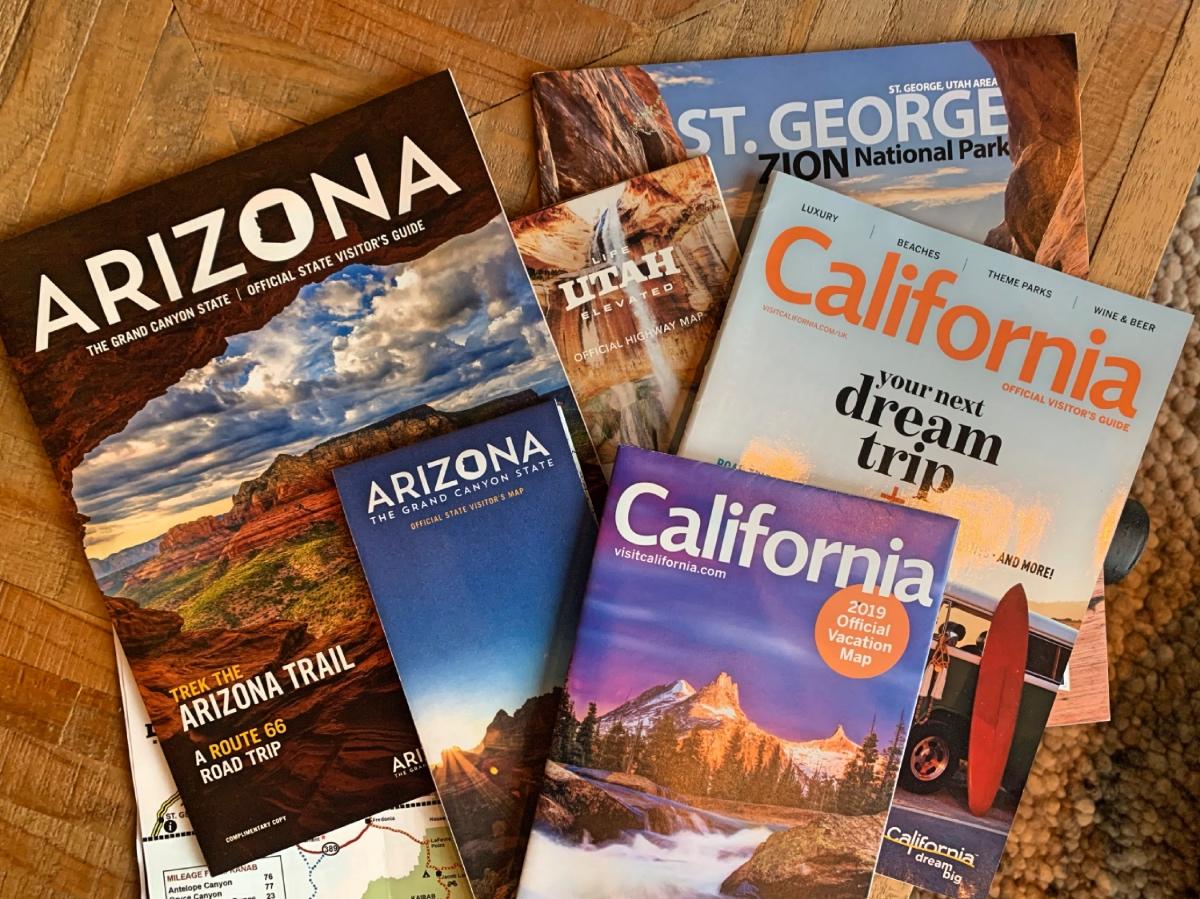 Reizen door de VS: dit regel je vooraf