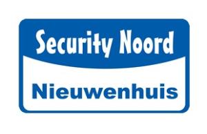 Vrolijke Strijders Sponsor Security Noord Nieuwenhuis