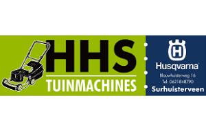 Vrolijke Strijders Sponsor HHS Tuinmachines Surhuisterveen