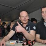 Vrolijke Strijders Eindejaarmarathon 2019 Stropdasdrinken met Smurfke