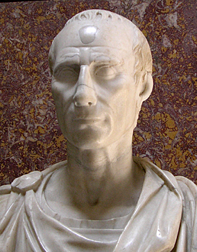 Vatican bust of Caesar