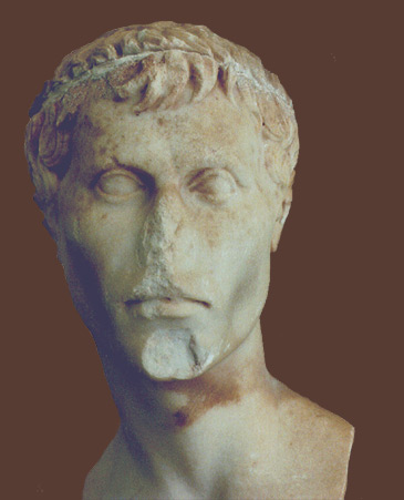 possible head of Caesar