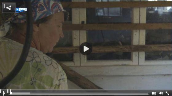 documentaire over SGP-vrouw