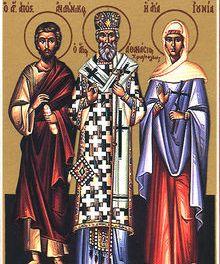 Gender en apostoliciteit