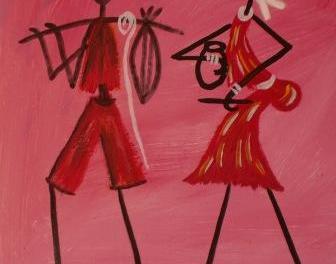 Vrouwen op pelgrimage